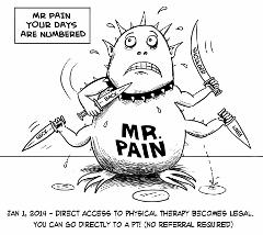 Defeat Pain.