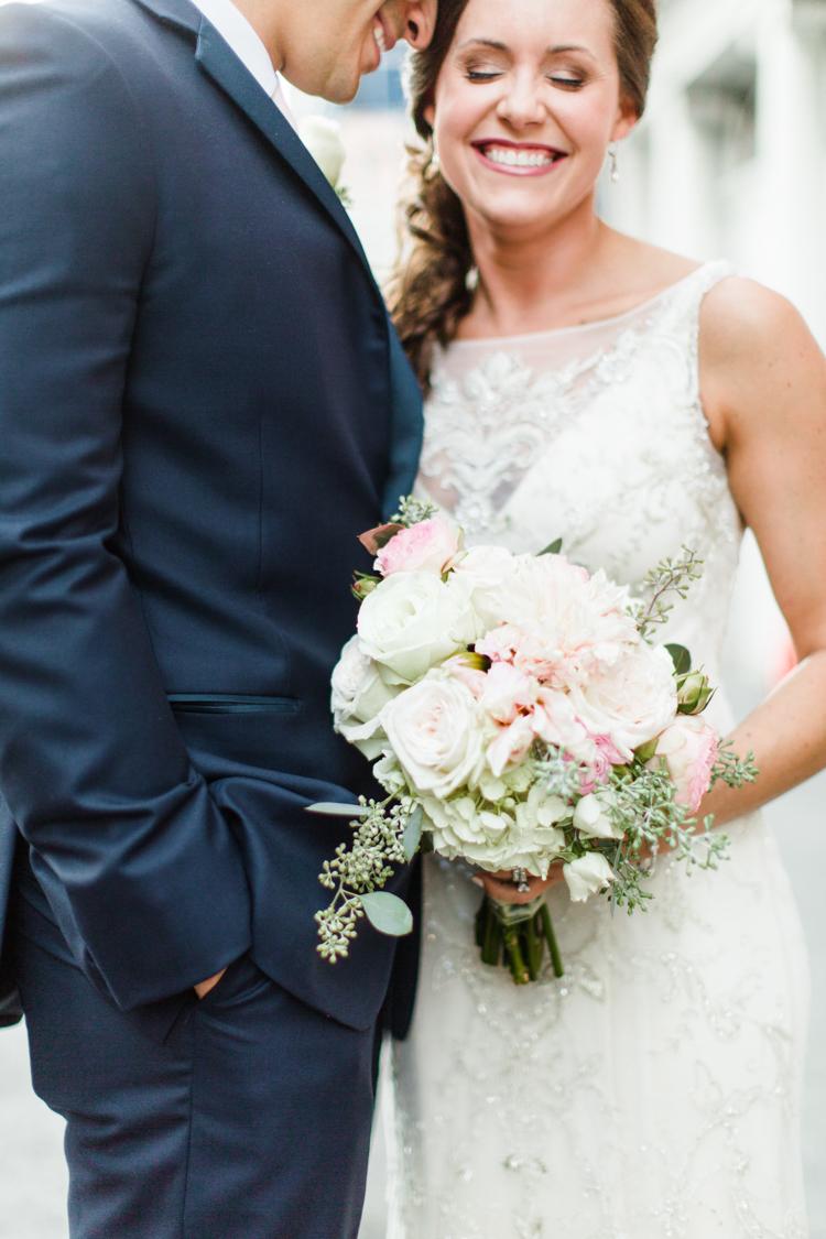 Weddings by lulu New Orleans blush destination wedding