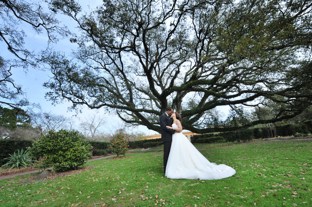 Gorgeous black brides Weddings by lulu New Orleans 5