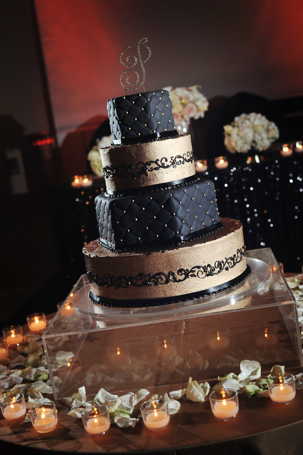 Gorgeous black brides Weddings by lulu New Orleans 15