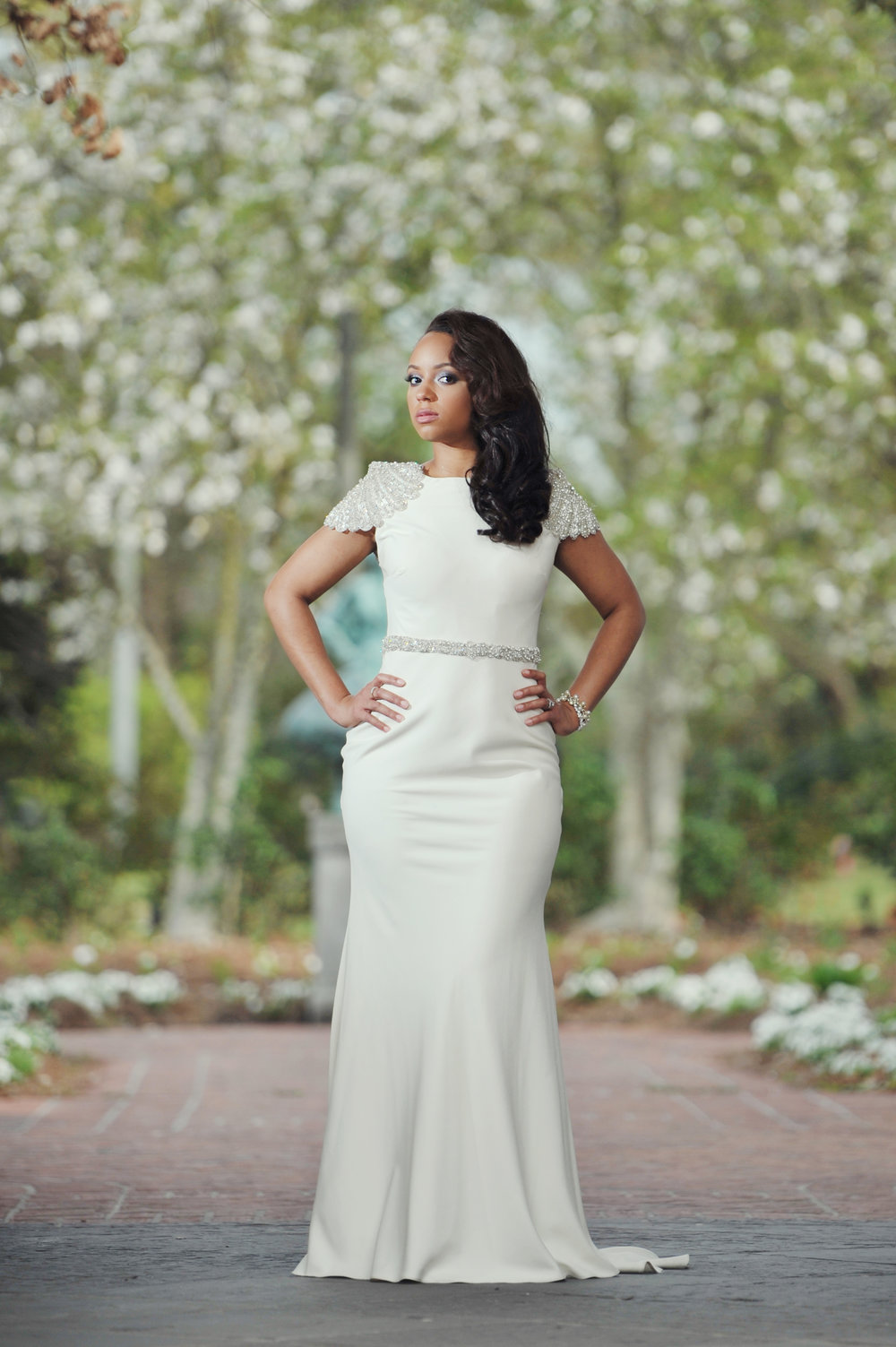 Gorgeous black brides Weddings by lulu New Orleans 21