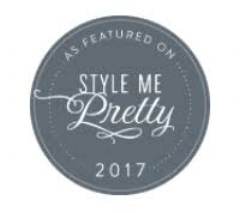 Weddings by lulu Style Me Pretty