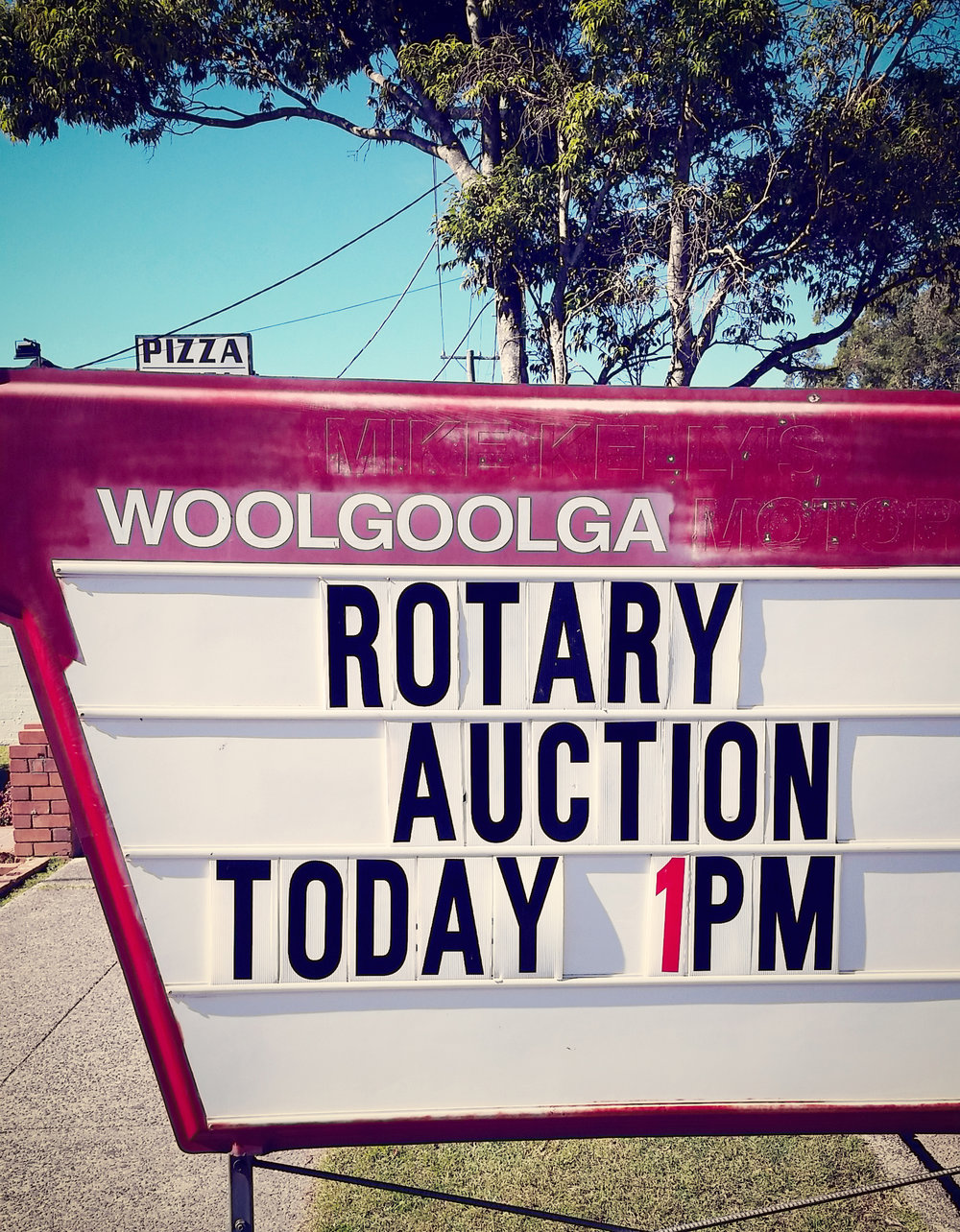 Woolgoolga Rotary Auction