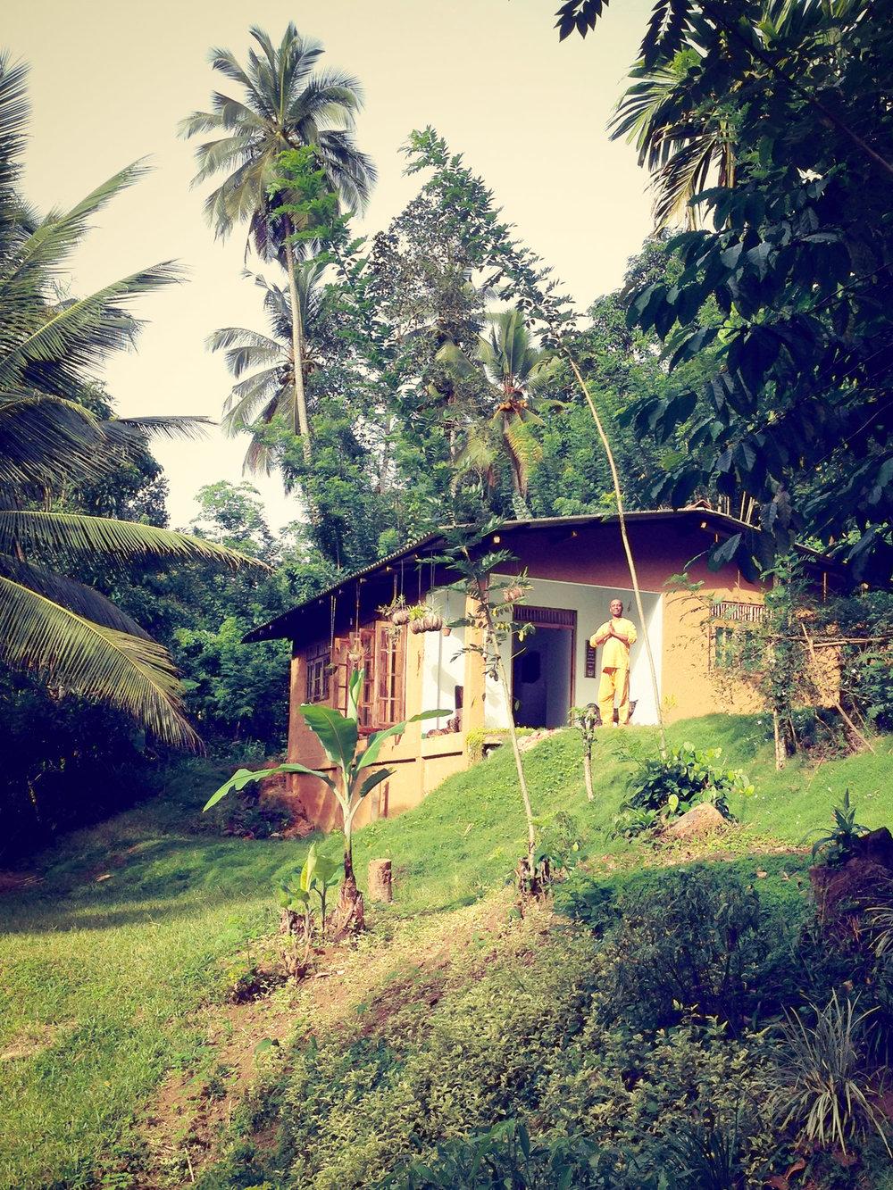 Home of Yoga Master Nnoyel