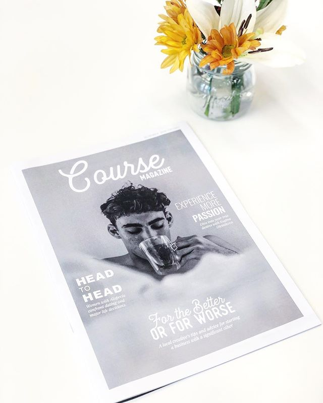 Summer 2018: Course Magazine Lite Edition 🙌🦄🐥🐳 is officially printed and ready to get into the hands of a potential Advisory Board Members and Investors! Thank you to the amazing designer, @frozen_jerm 💛 Come see us on Sunday @zinemercado where we will be selling our first copies! If you have anyone you think might be interested in getting involved, please connect us! Hello@coursemagazine.org _._._._._._._._._  #thefutureisfeminine #insta_chicago #thisismycommunity #communityovercompetition #chicago #community #wakeup #buildingcommunity #chicagogram #pursuepretty #flashesofdelight #thatsdarling #livingcolorfully #thehappynow #darlingmovement #ladypreneur #womanentrepreneur  #girlboss #creativelyfound #creativelifehappylife #mindset #hustle #global_ladies