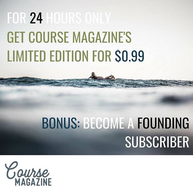 🗻For 24 HOURS ONLY...🗻 _._._._._._._ Get access to Course Magazine's first Limited Edition Digital Publication for ONLY $0.99! _._._._._._._ http://www.coursemagazine.org/issues/summer2018promo _._._._._._._ BONUS: With your purchase you will be listed on Coursemagazine.org as a FOUNDING SUBSCRIBER which will give you exclusive lifetime deals. _._._._._._._ #insta_chicago #thisismycommunity #communityovercompetition #chicago #community #wakeup #buildingcommunity #chicagogram #pursuepretty #flashesofdelight #thatsdarling #livingcolorfully #thehappynow #darlingmovement #ladypreneur #womanentrepreneur  #girlboss #creativelyfound #creativelifehappylife #mindset #hustle #global_ladies