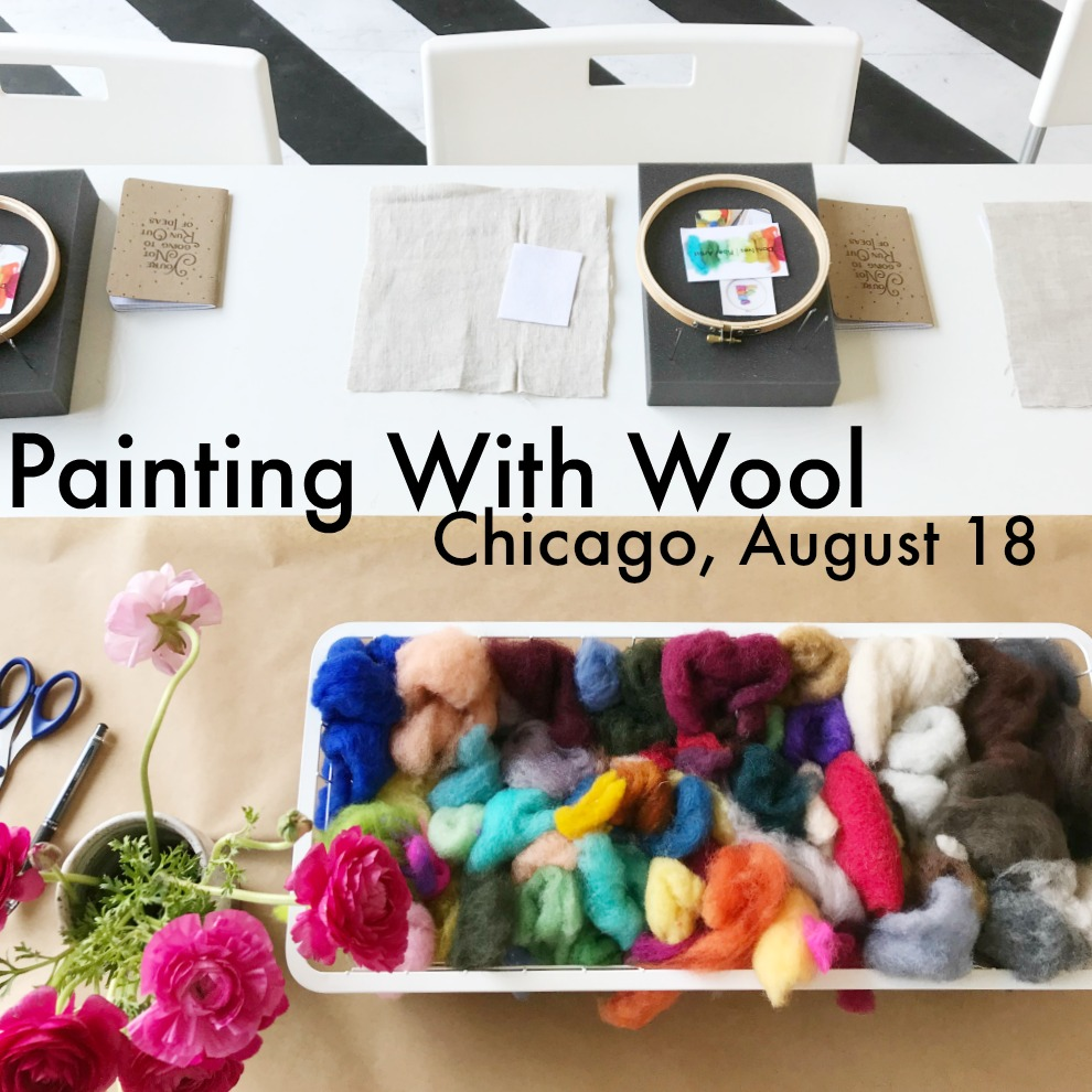 Chicago Workshop - 3 spots left