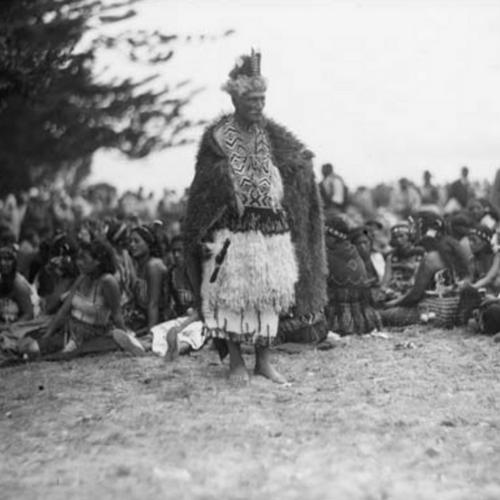 Mita Taupopoki, rangatira o Tuhourangi Ngati Wahiao, Te Arawa