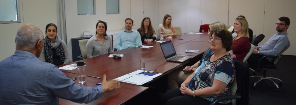 Building bilingual organisations