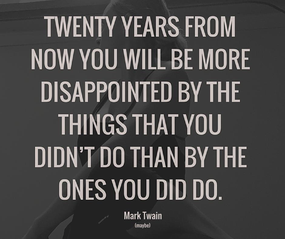 Twain Maybe