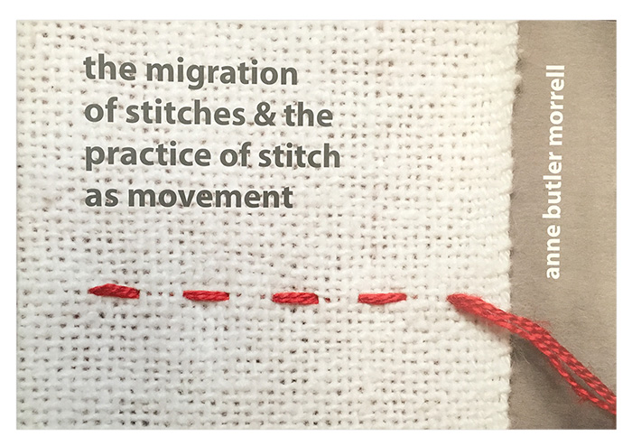 The Migration of Stitches & the Practice of Stitch as Movement