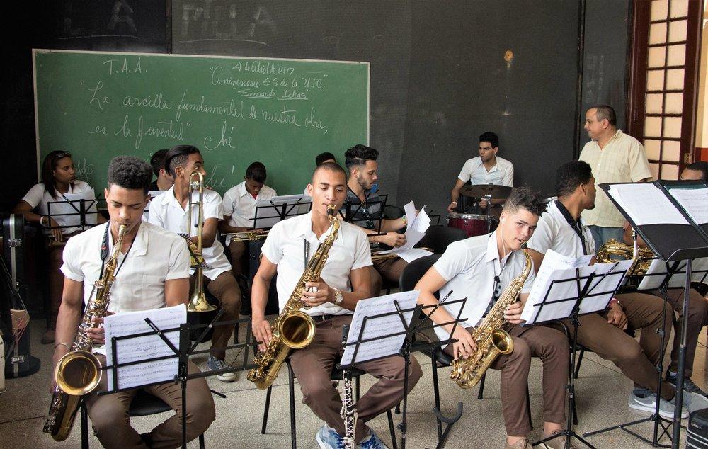 Conservatorio Amadeo Roldan - Cuba