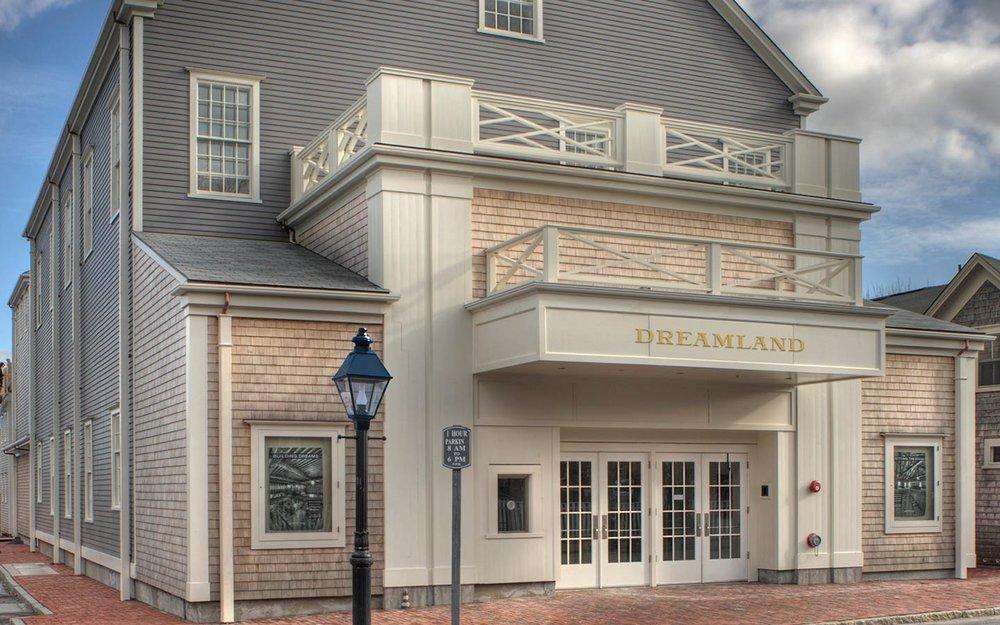 The Dreamland in Nantucket - open since 1911!