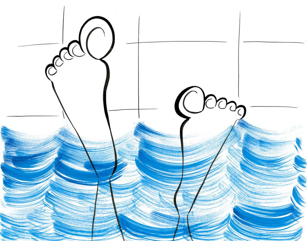 Blue Bath with Feet.jpg
