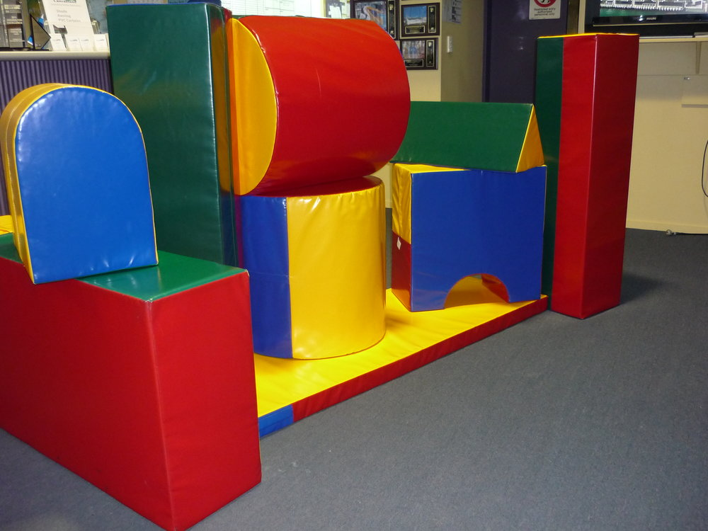 SOFT PLAY SHAPES
