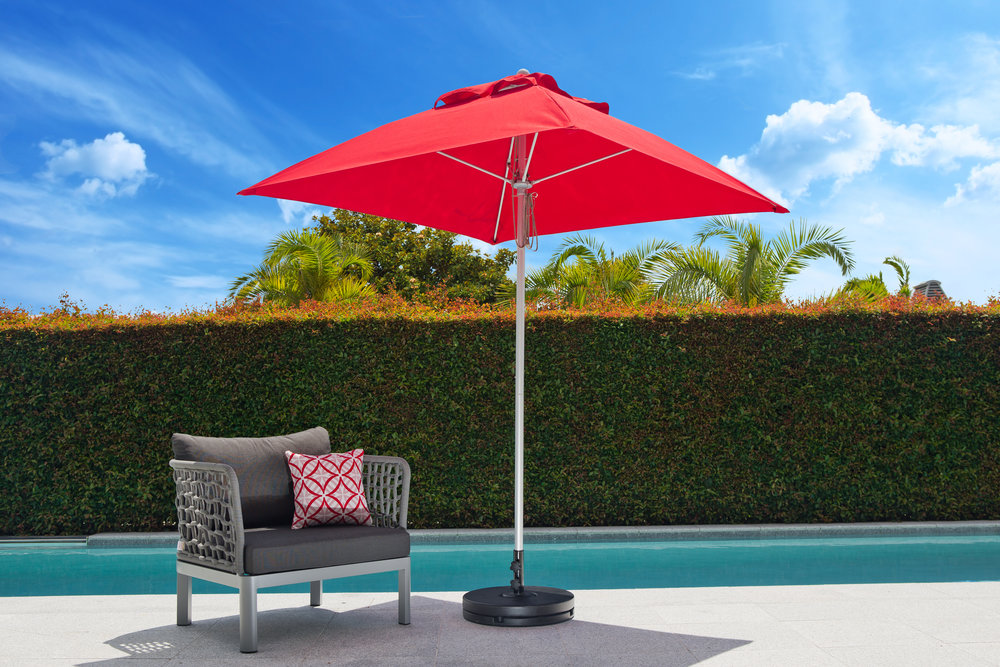 Fibreglass Umbrella 1.9m Squ Red.jpeg