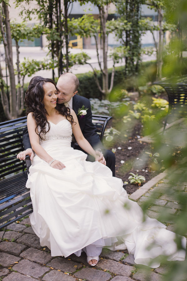 Toronto Wedding Rosewater Room