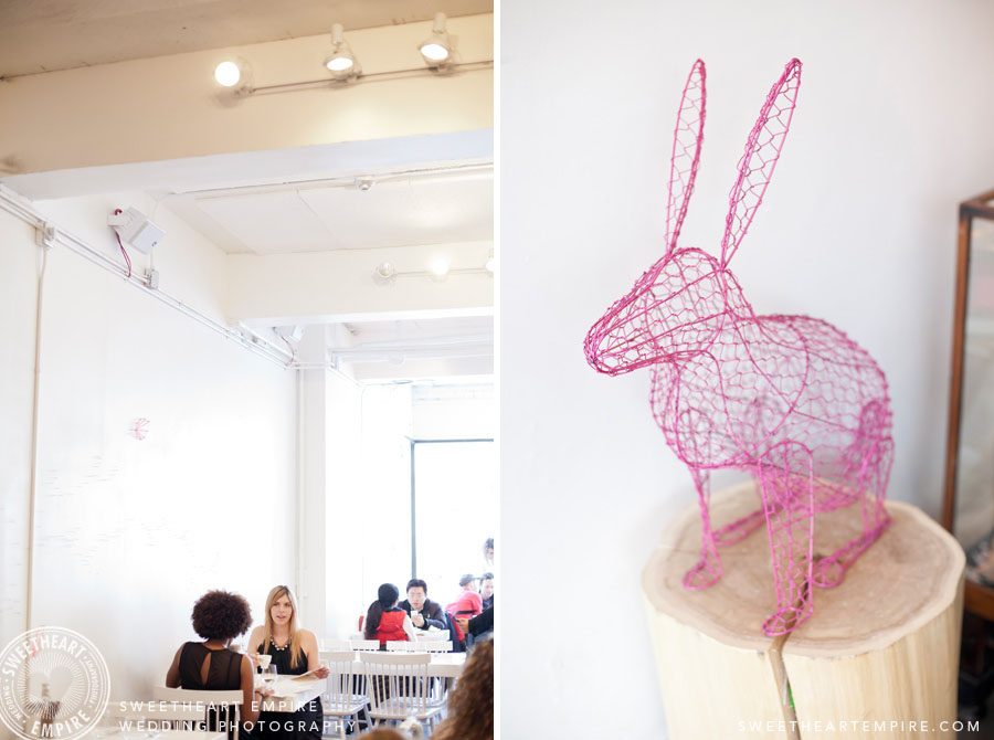 Louvrier Kitchen Bar Pink Rabbit