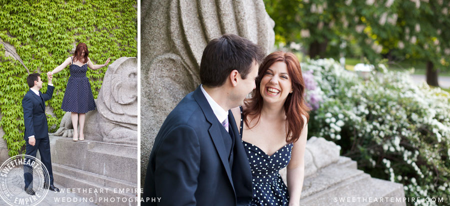 Exhibition Place Engagement Photos_02