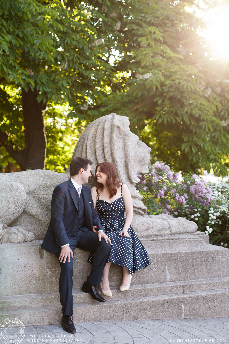 Exhibition Place Engagement Photos_04