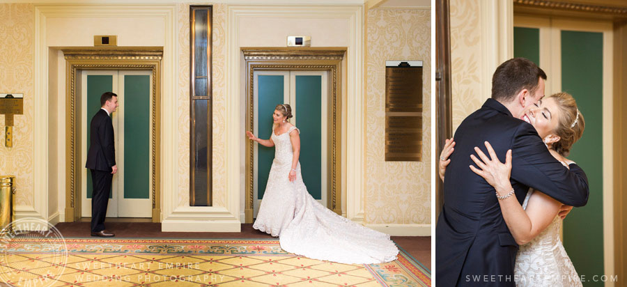 Wedding Reveal Ritz Carlton Toronto