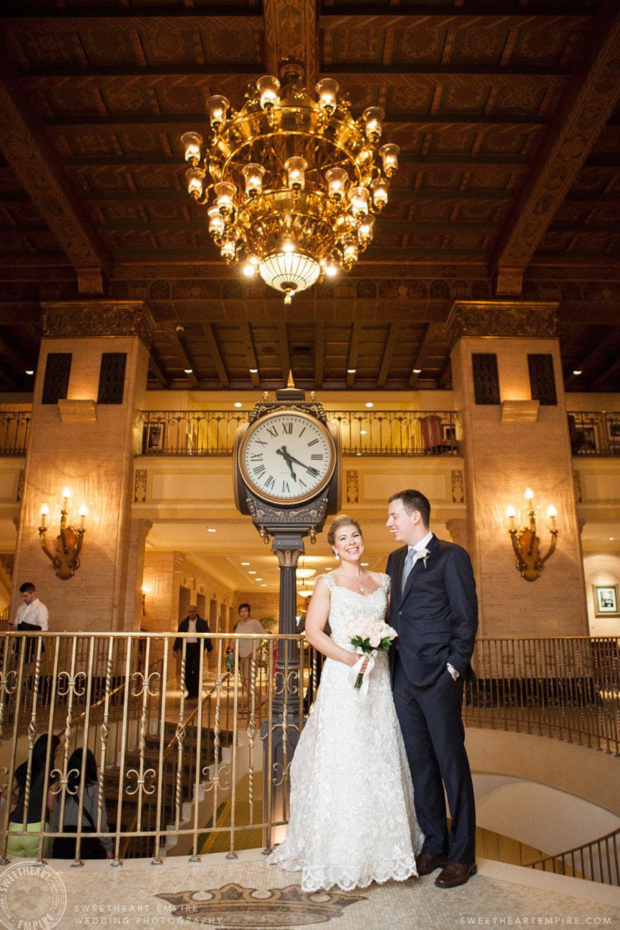 Ritz Carlton Toronto Wedding