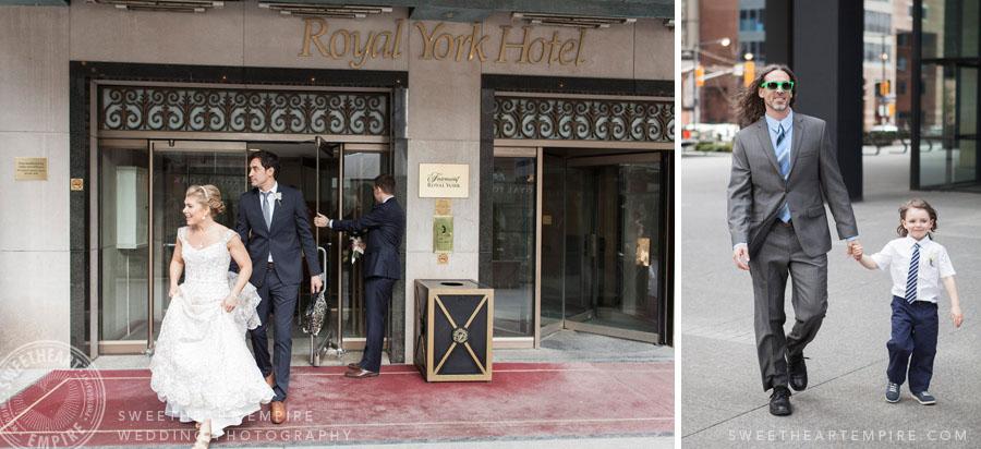 Toronto Ritz Carlton Wedding
