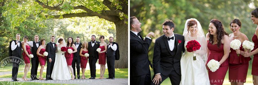 Geraldos LaSalle Park Wedding_26