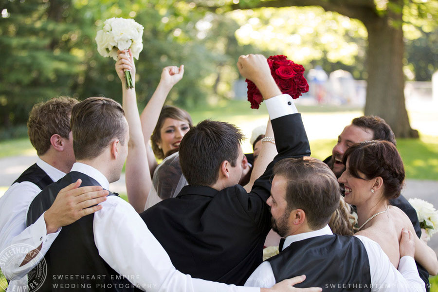 Geraldos LaSalle Park Wedding_27
