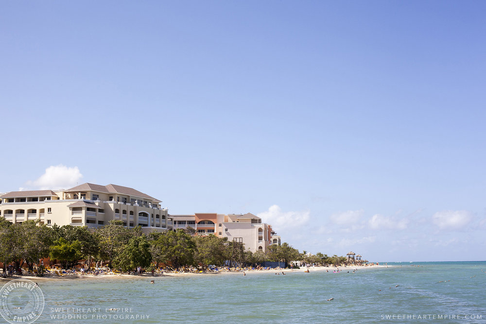 Iberostar Grand Hotel Rose Hall, in Montego Bay, Jamaica
