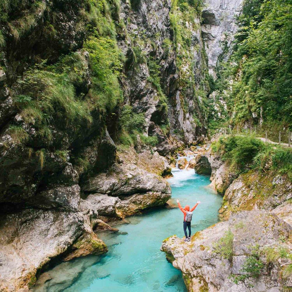 Slovenia-itinerary