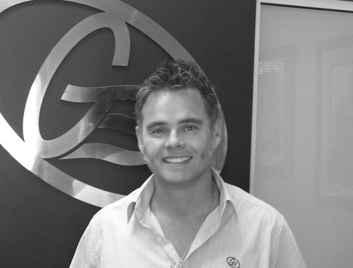 CHRIS GALVIN  Managing Director