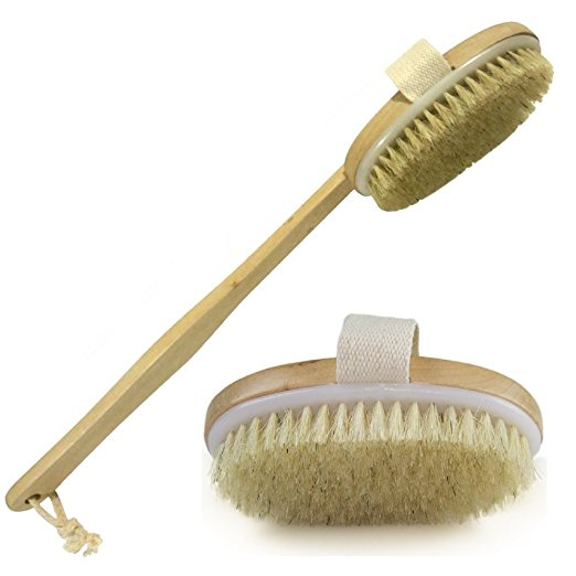Wholesome Beauty Body Brush
