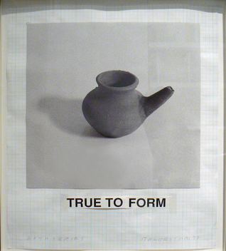 John Baldessari, True to Form (from Goya Series), 1997