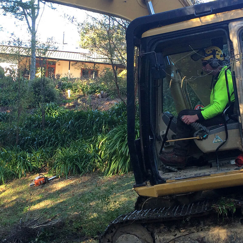 Land Clearing Service in Nelson, Richmond & Tasman