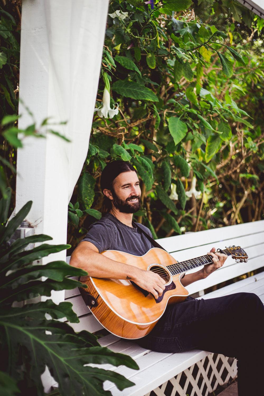 Photographer: Acacia Evans// Musician: Brandon Jenner