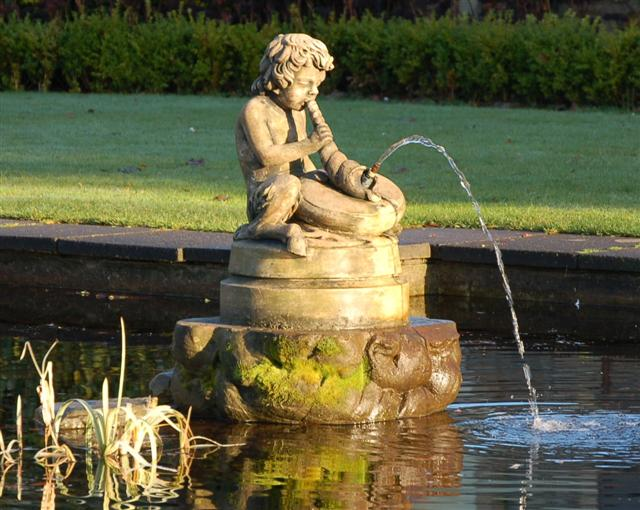 Pond Spitter