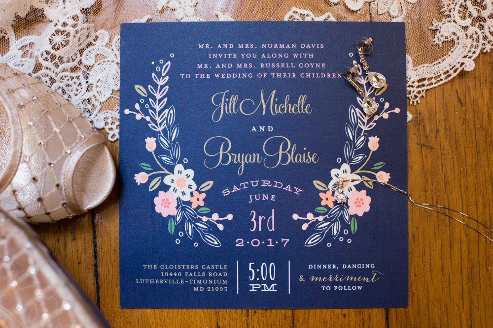 WeddingInvitationCloistersMarylandWeddingVenue.jpg