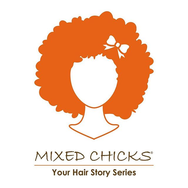 "It's Hair Story time!! Meet the beautiful Ashley, a talented woman who embraces her @mixedchickshair. -------------------------------------------------- "" I love that the company uses a diverse amount of black and brown faces and different types of colors to show a different side of the women and men that need to be served by the hair care industry."" Read more from  @ashapaloooza in our bio ^^^^^^"