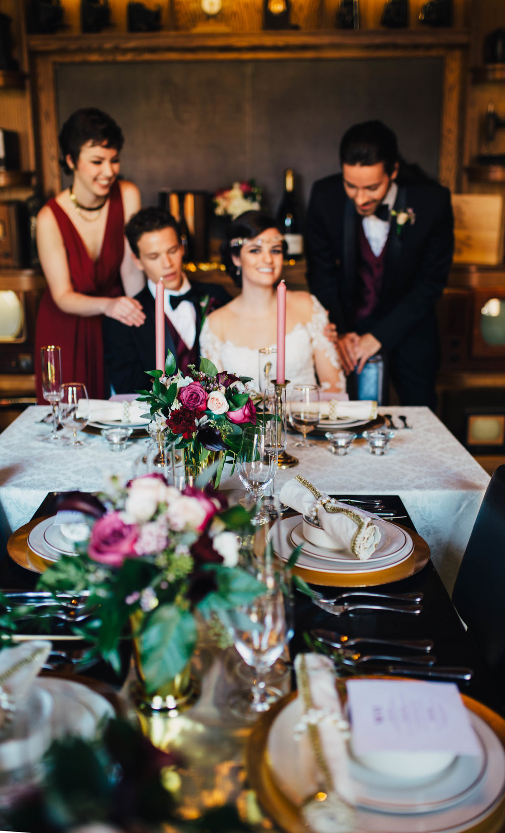 WEDDINGS - Styling & Coordination