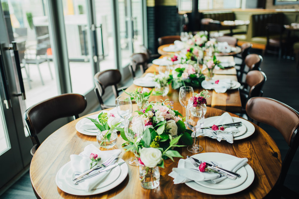 Photo cred: Brooke Silverman Photography | Flowers: JR Flowers // Planning + Styling by Always Creating Studio