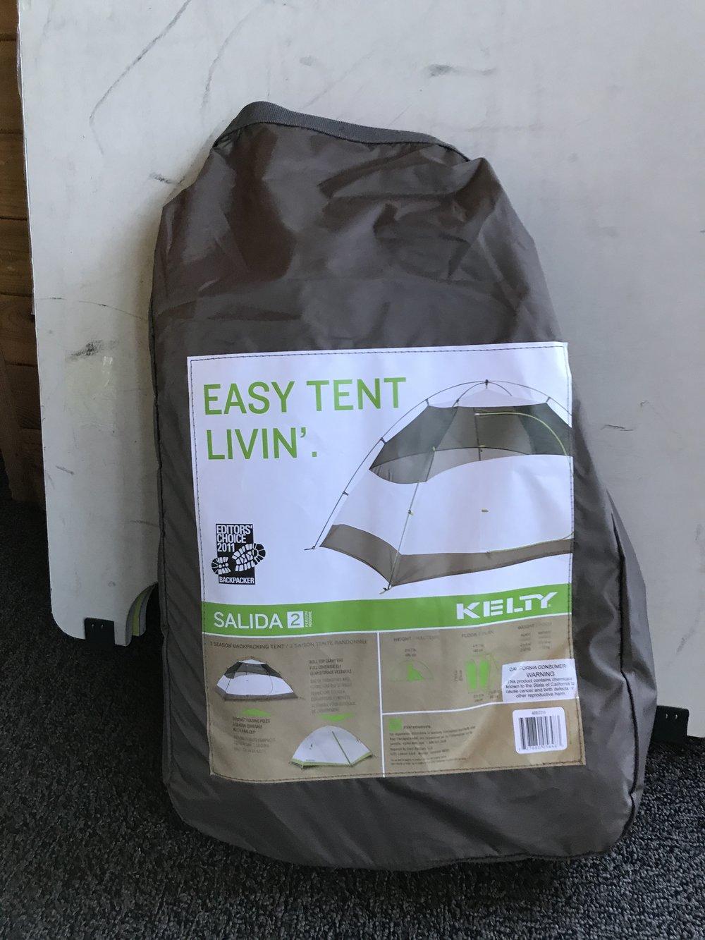 2 Man Easy Living Tent