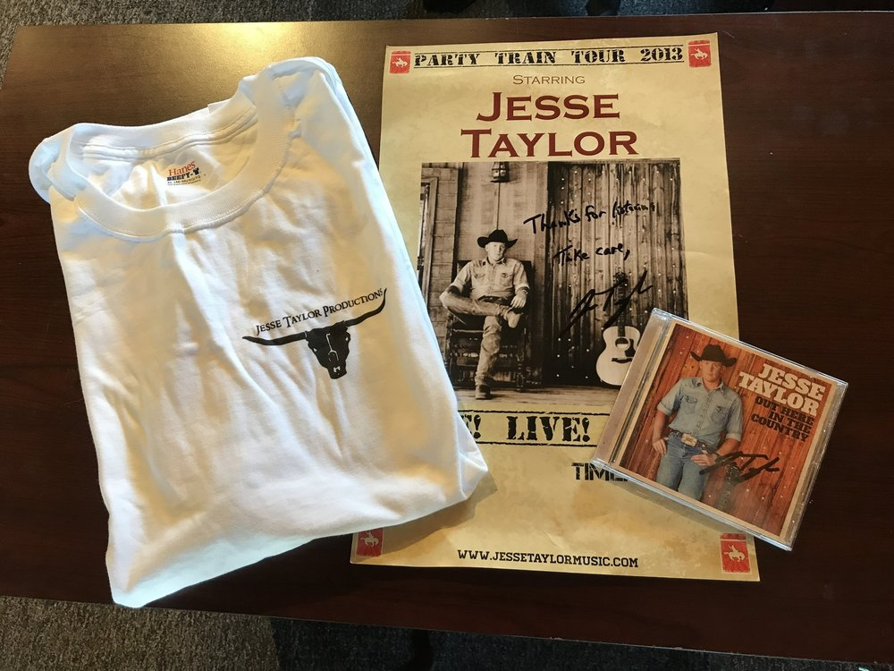 Donation from Jessie Taylor