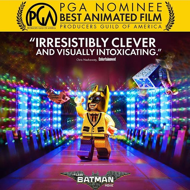 Last year I had the honor of writing a song for this film and being on the soundtrack! To see it doing so well is freaking awesome!! Proud of you @legobatmanmovie 💥💥 #invincible