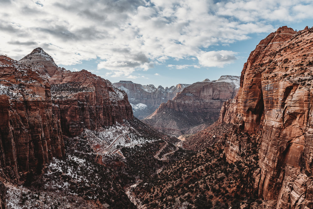 Zion National Park, 2018