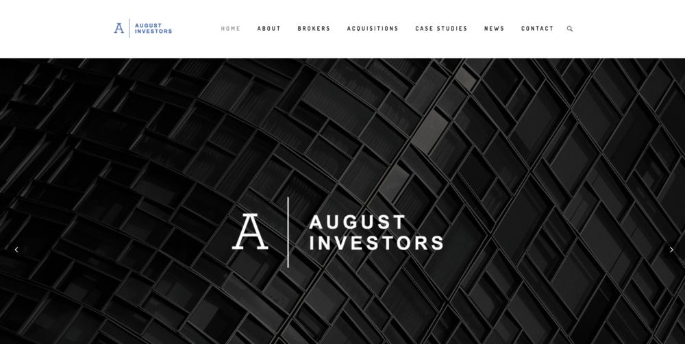 August Investors