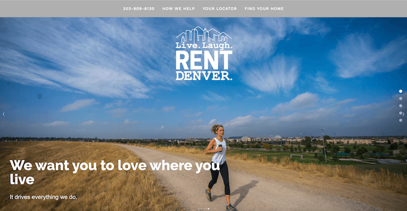 Live Laugh Rent Denver
