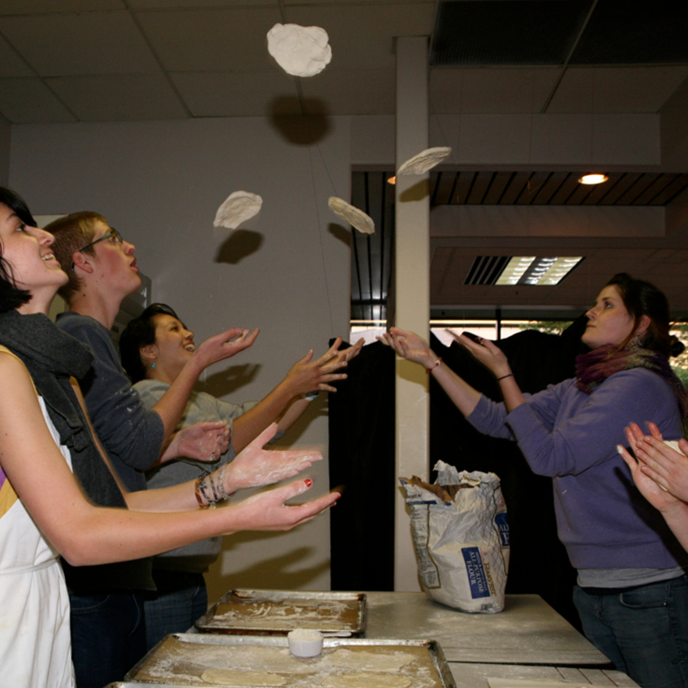 Team building cooking activities customized to your group.