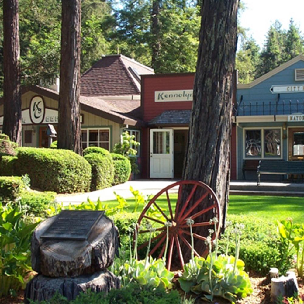 Full Service Retreat Center