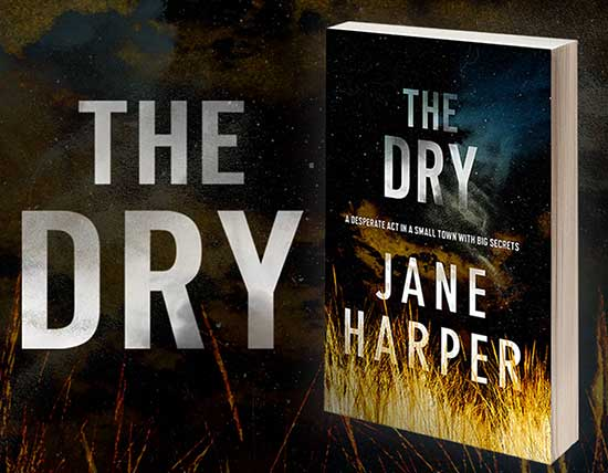 The Dry - Jane Harper Also one of Cazinc's fav's from 2016